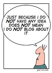 bloggen om niets