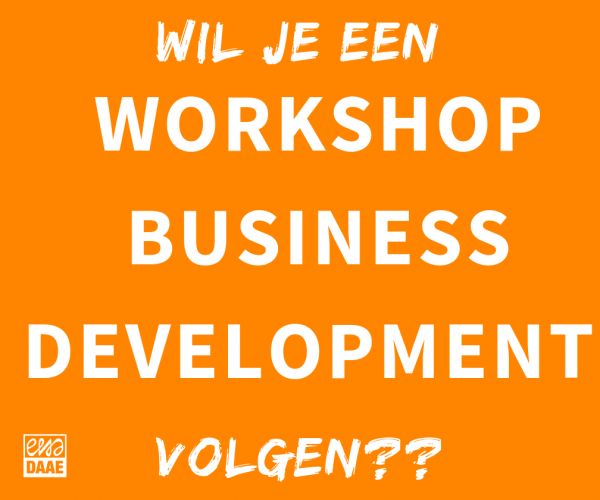 workshop business development volgen