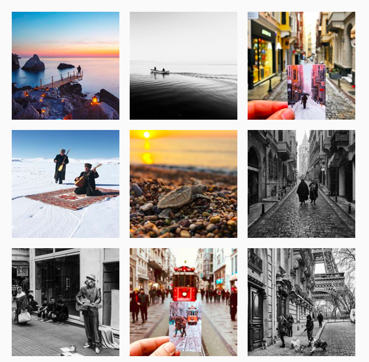 instagram turkije