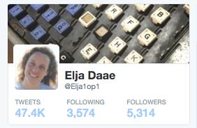 Elja Daae Twitter