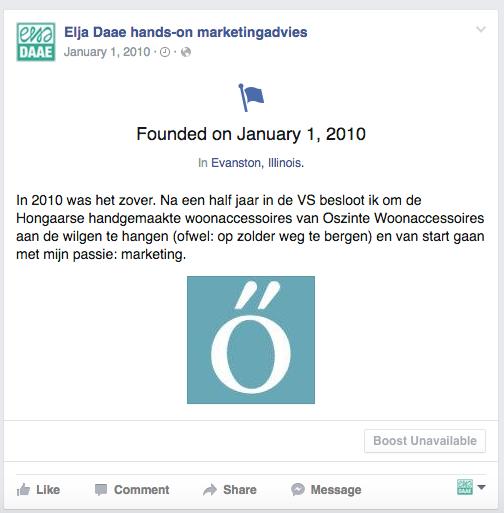 Elja Daae Facebook