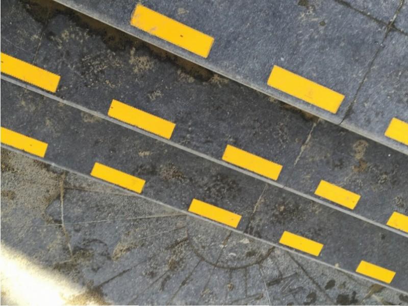 strepen trap
