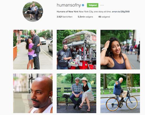 humansofny instagram