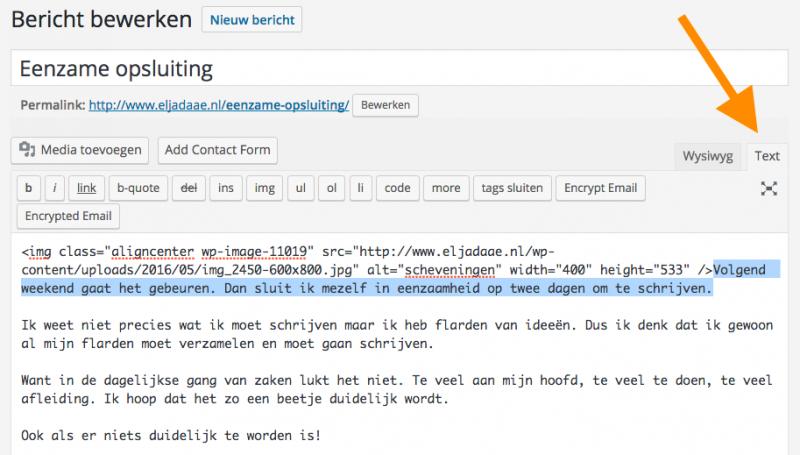html code blog kopieren
