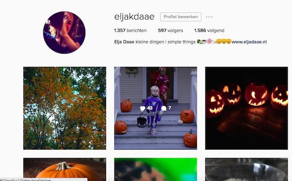 groeien op instagram