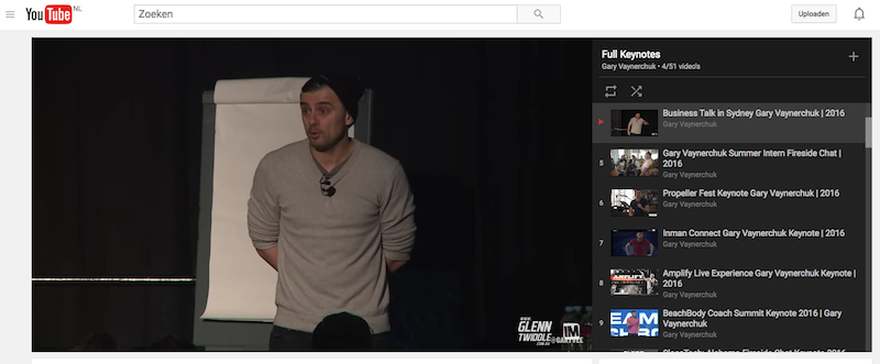 gary vee key note
