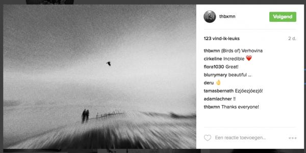 fotograaf instagram