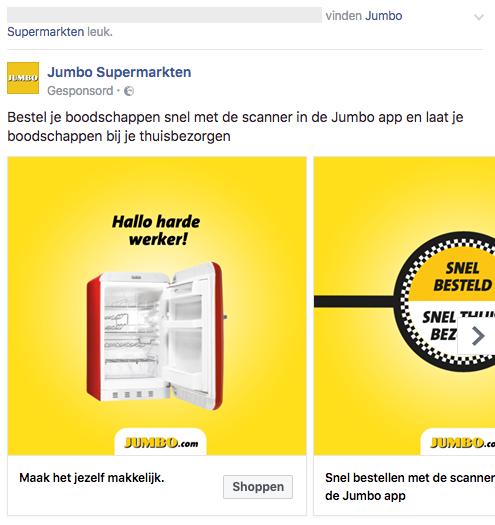 facebook doelgroepen adverteren