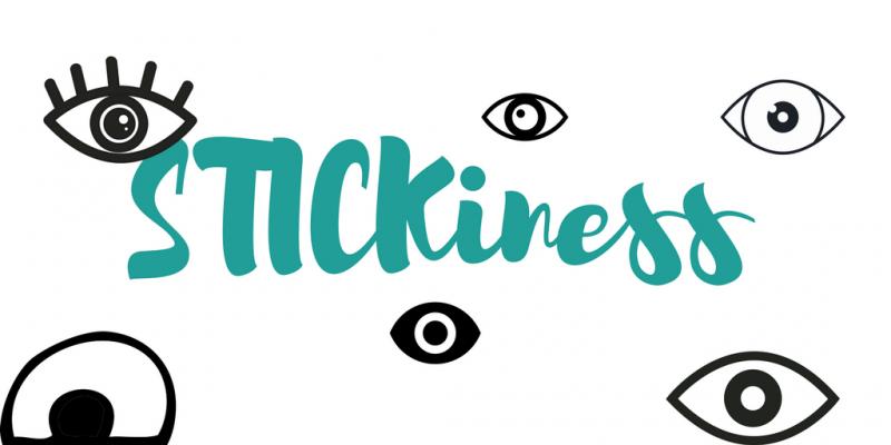 stickiness website 2