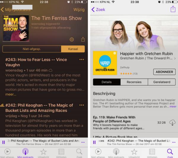 podcasts auteurs netwerk
