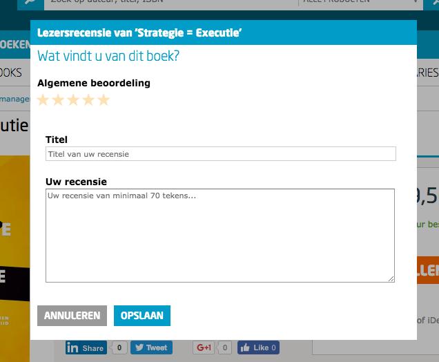 recensies managementboek
