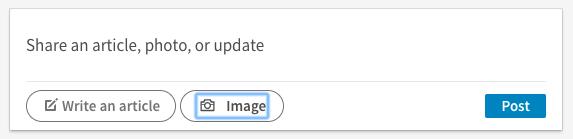 linkedin updates afbeeldingen