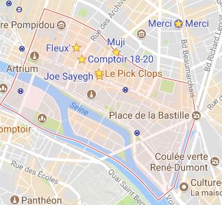 woonshoppen 4e arrondissement Parijs