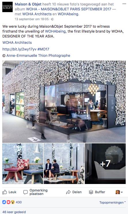 facebook event verslag