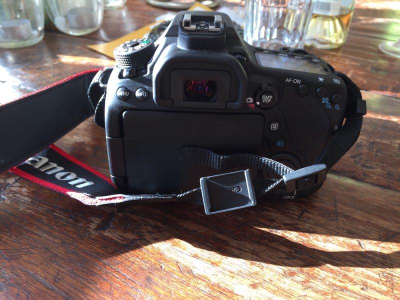 vlogcamera canon 80D