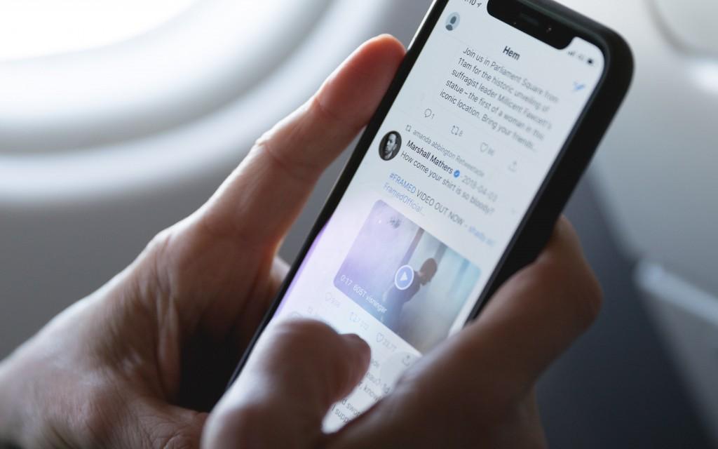 social media bereik