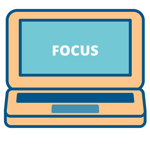 bloggen als een pro focus