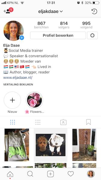 Elja Daae Instagram