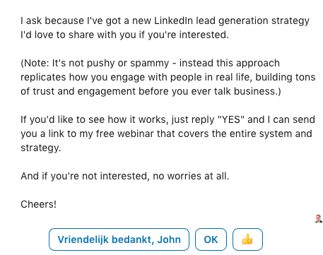 let me show you how LinkedIn