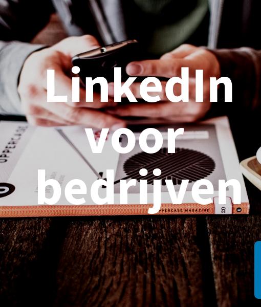 workshop LinkedIn voor bedrijven