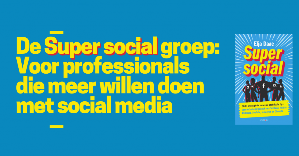 facebookgroep social media