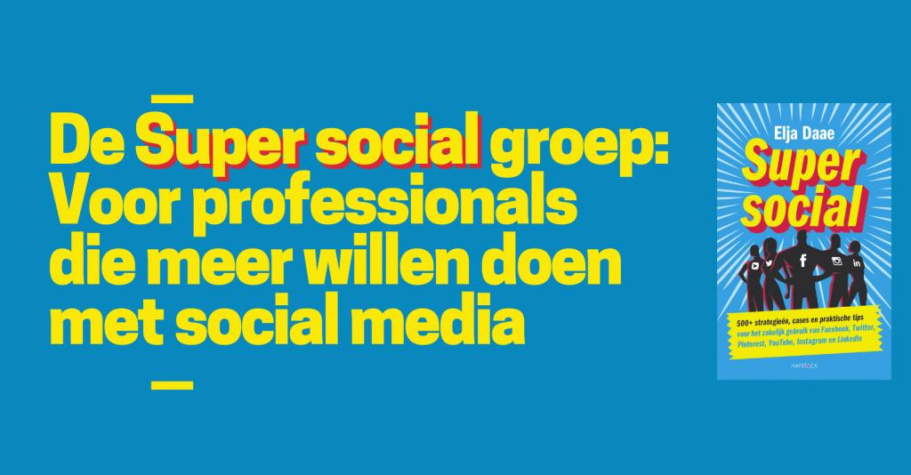 facebookgroep social media