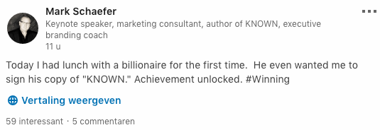 achievement unlocked linkedin
