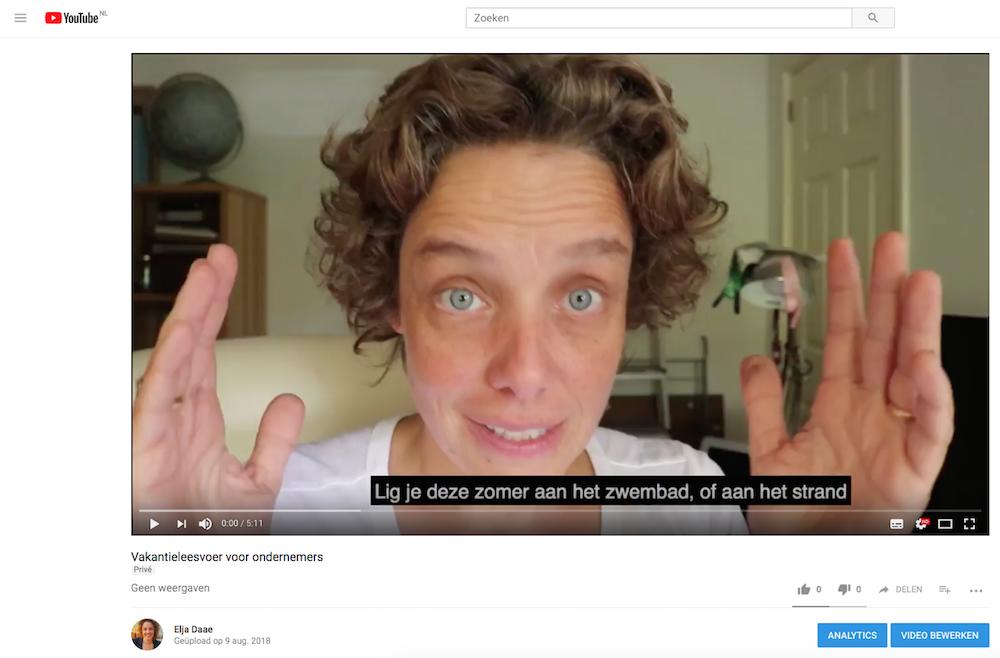 vloggen vs bloggen