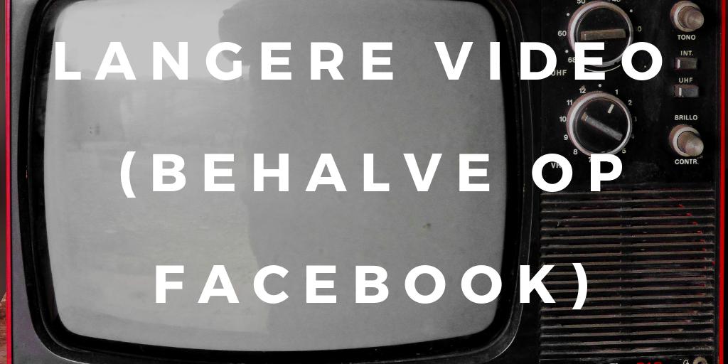 social media trends 2019 video
