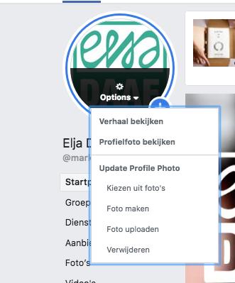 facebook story bekijken bedrijfspagina