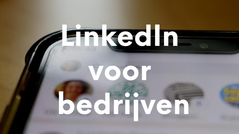 Training LinkedIn voor bedrijven Elja Daae