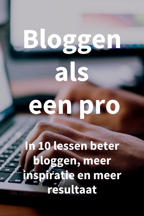 gratis online blogcursus