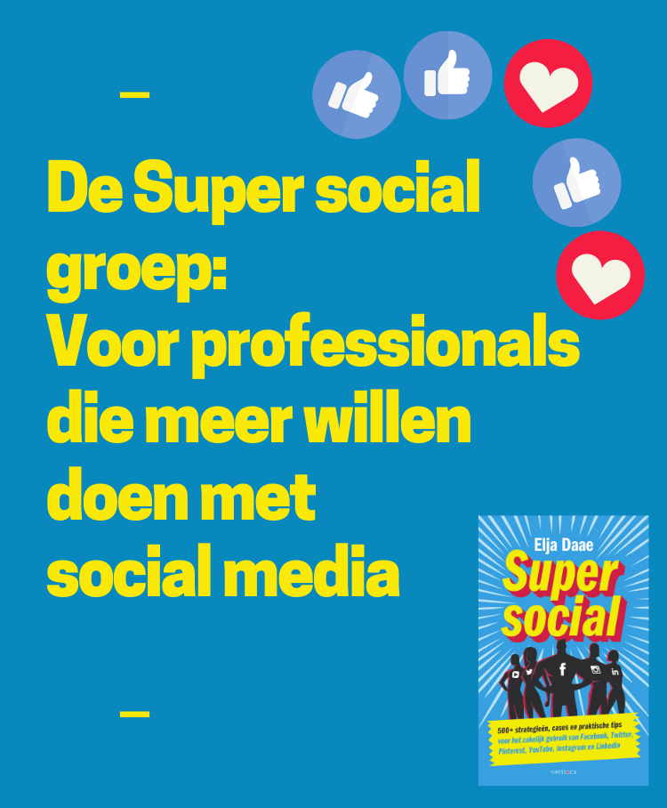 super social facebookgroep
