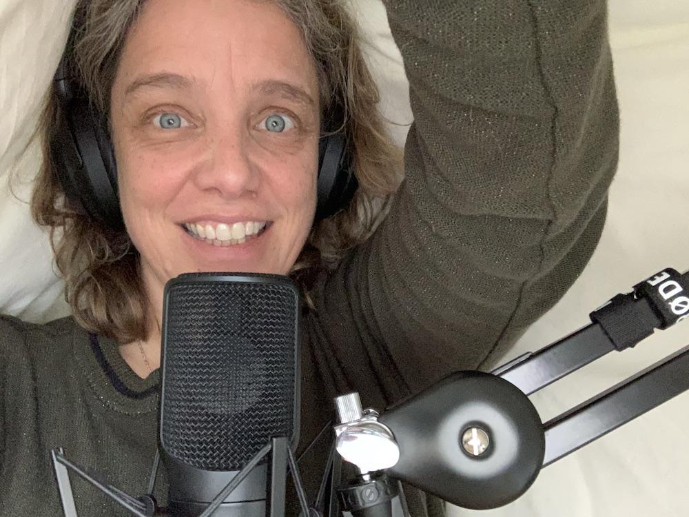 verbeteren geluid podcast