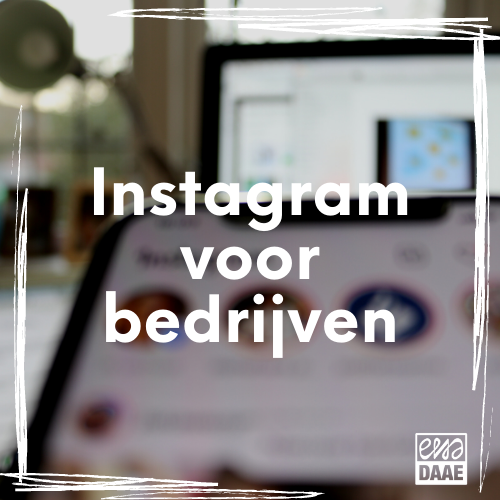 cursus Instagram voor bedrijven Elja Daae
