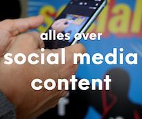 Alles over social media content