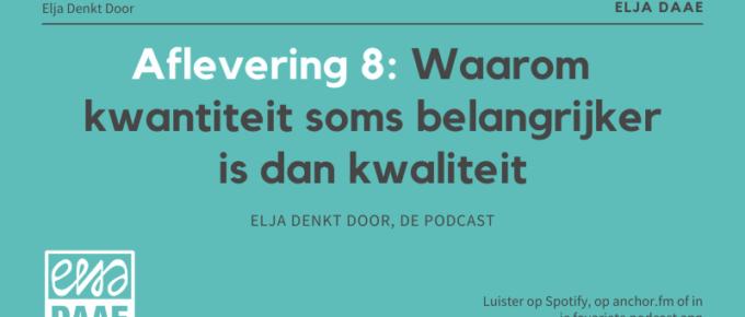 Elja Denkt Door