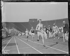 Harvard athletes 1932