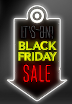 black friday verkoop