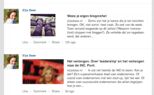 Blogartikelen delen op LinkedIn met JetPack