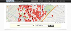 Instagram locaties zoeken gramfeed