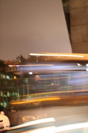 bus istanbul verkeer