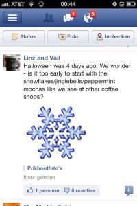 facebook lokaal ondernemen