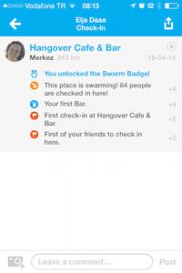 foursquare canakkele
