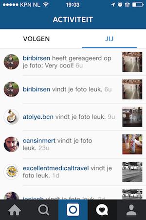 geotags Instagram