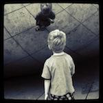 Een van mijn allermooiste instagramfoto's: J bij The Bean (Chicago)