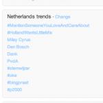 #blogpraat trending