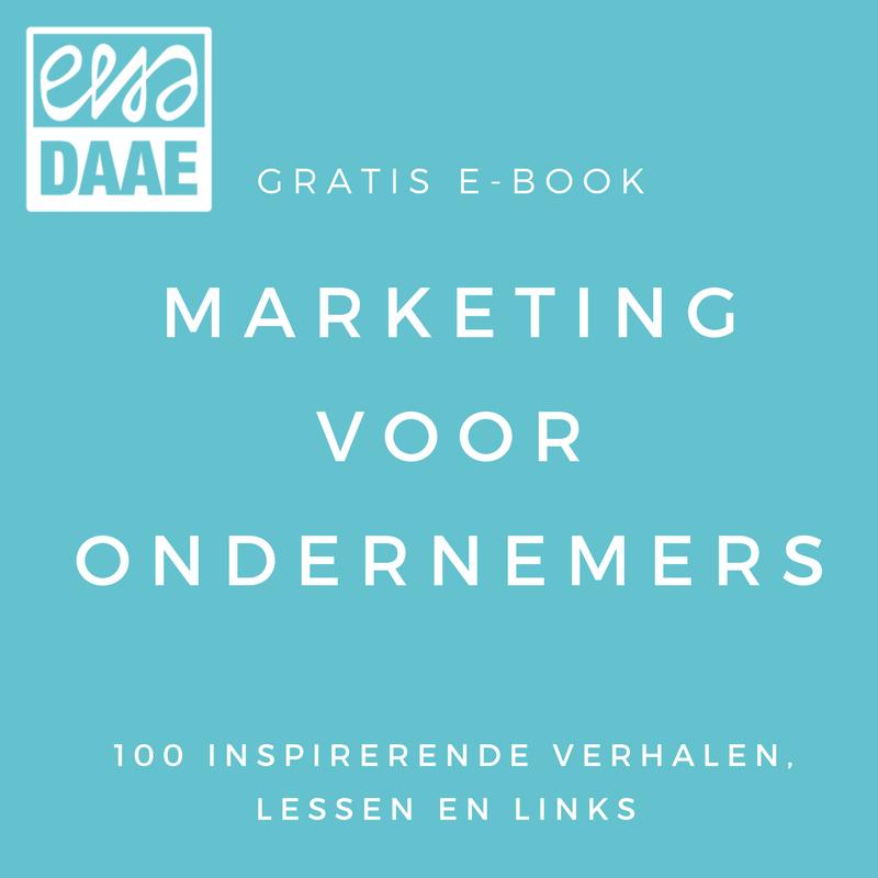 Marketing voor ondernemers - 100 inspirerende links en verhalen